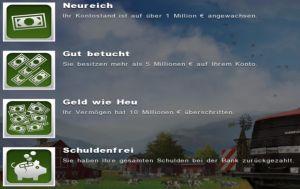 Landwirtschafts-Simulator 2013 erfolge