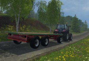 Landwirtschafts-Simulator 15 Brantner