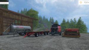Landwirtschafts-Simulator 15 erste offizielle Mods