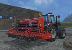 Landwirtschafts-Simulator 15 Kuhn Sämaschine