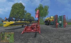 Landwirtschafts-Simulator-15-update 1.1 neue Landmaschinen
