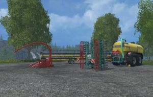 Landwirtschafts-Simulator-15 Update 1.1