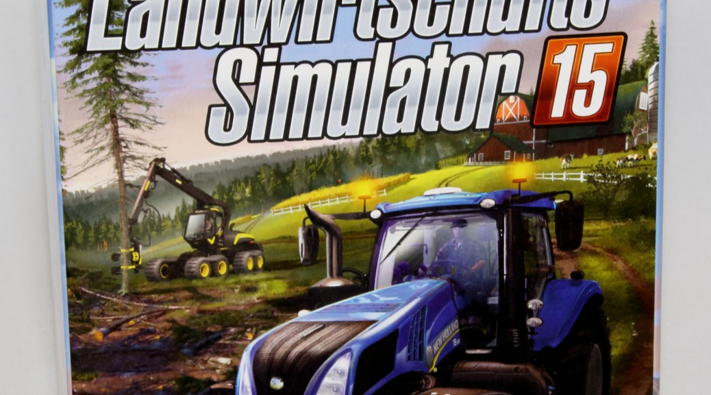 Landwirtschafts-Simulator 15 Collectors Edition Packung