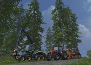 Landwirtschafts-Simulator 15 Forstwirtschaft