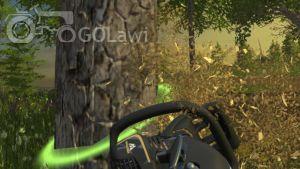 Landwirtschafts-Simulator 15 Kettensäge Motorsäge Baum fällen
