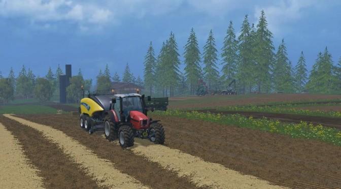 Landwirtschafts-Simulator 15 Update 1.2