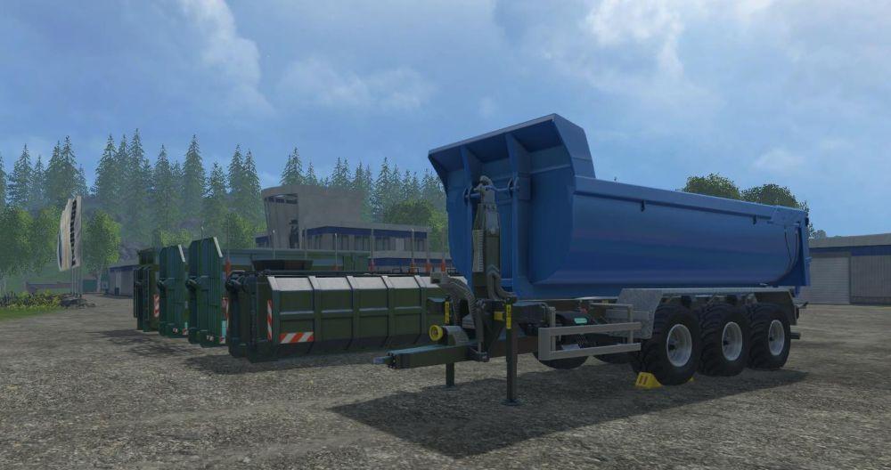 Landwirtschafts-Simulator 15 DLC ITRunner