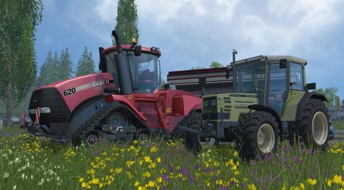 Landwirtschafts-Simulator 15: Alle Traktoren