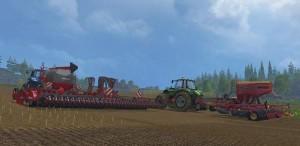Landwirtschafts-Simulator 15 alle Sämaschinen Auflistung