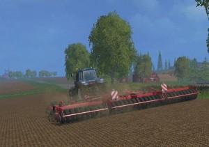Landwirtschafts-Simulator 15 Auflistung alle Grubber und alle Pflüge