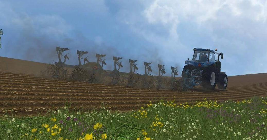 Landwirtschafts-Simulator 15 Liste Pflug Grubber