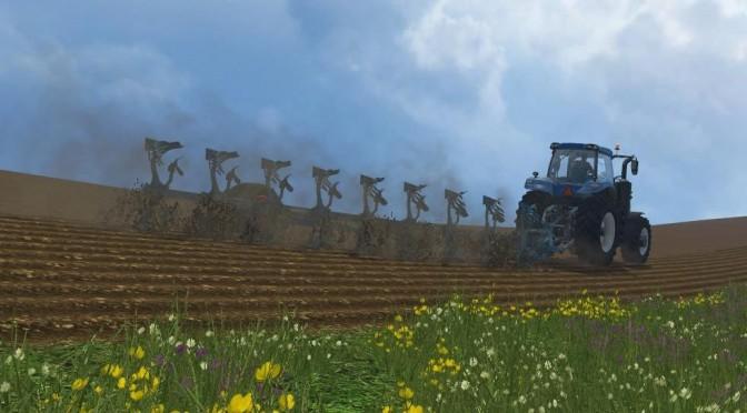 Landwirtschafts-Simulator 15: Alle Grubber und Pflüge