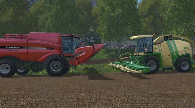 Landwirtschafts-Simulator 15: Alle Mähdrescher und Erntemaschinen