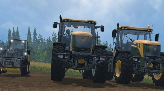 Landwirtschafts-Simulator 15: JCB DLC offizielles Download-Paket