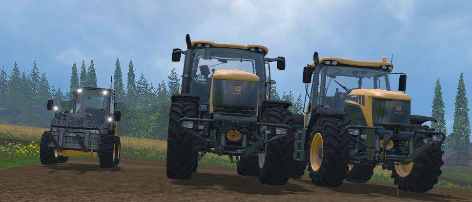 Landwirtschafts-Simulator 15 JCB DLC zweites offizielles Paket