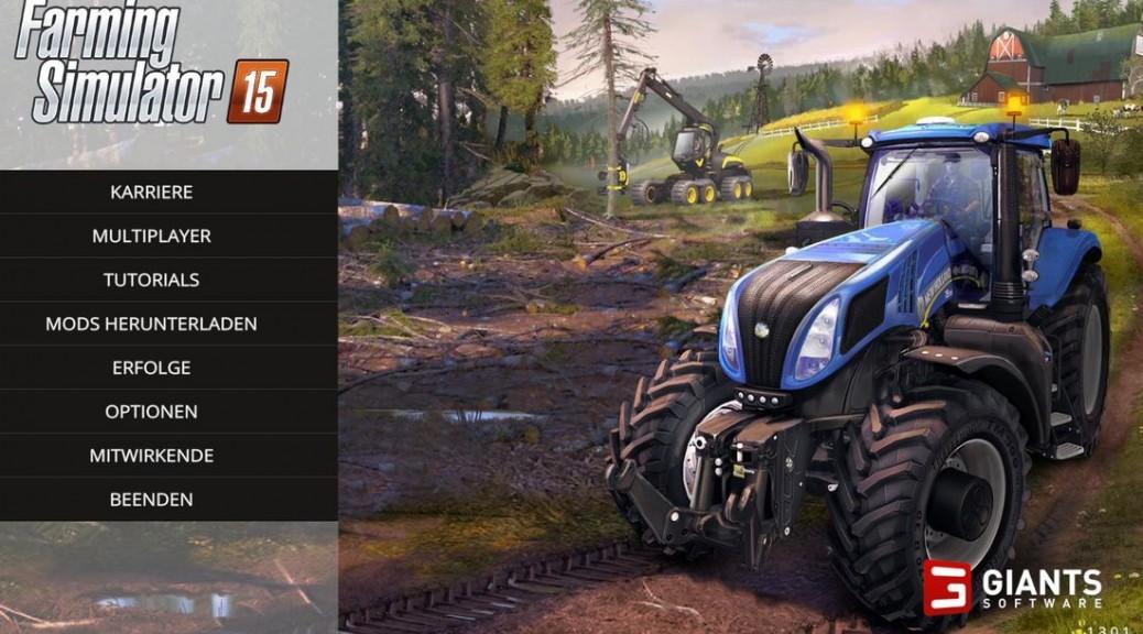 Landwirtschafts-Simulator 15 update 1.3