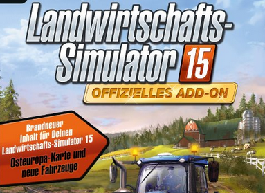 Landwirtschafts-Simulator 15 Offizielles Addon LS 15 Gold Edition