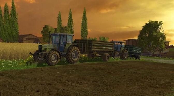 Video-Serie: Landwirtschafts-Simulator 15 und Courseplay im Alltag