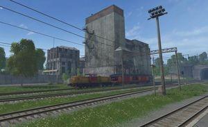 Landwirtschafts-Simulator 15 Gold Edition Eisenbahn