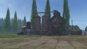 Landwirtschafts-Simulator 15 Gold Edition Hof Sosnovka