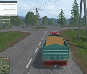 Landwirtschafts-Simulator 15 Gold Edition Kreisverkehr