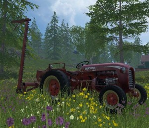 Landwirtschafts-Simulator 15 Bucher D 4000 Klassiker der Landwirtschaft