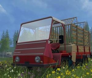 Landwirtschafts-Simulator 15 Bucher TRL