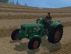 Landwirtschafts-Simulator 15 Deutz D 80