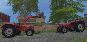 Landwirtschafts-Simulator 15 Güldner G 40