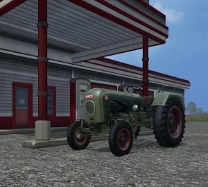 Landwirtschafts-Simulator 15 Hatz 340