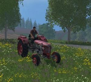 Landwirtschafts-Simulator 15 Hürlimann D 110