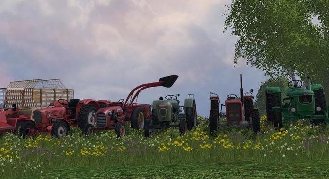 Landwirtschafts-Simulator 15: Free DLC – Klassiker der Landwirtschaft