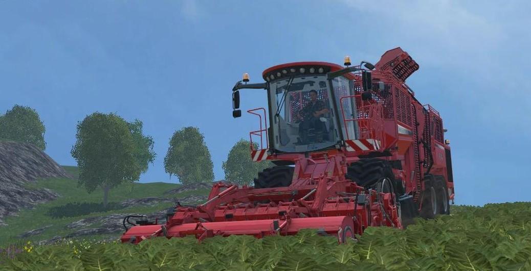 Landwirtschafts-Simulator-15 Holmer dlc