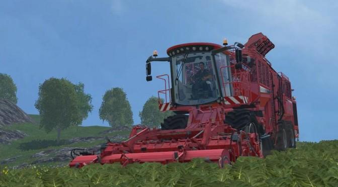 Landwirtschafts-Simulator 15: Holmer – DLC