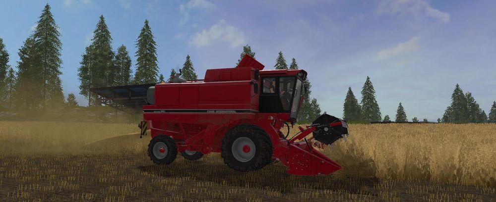 Landwirtschafts-Simulator 17 Überall abladen und Grasflächen